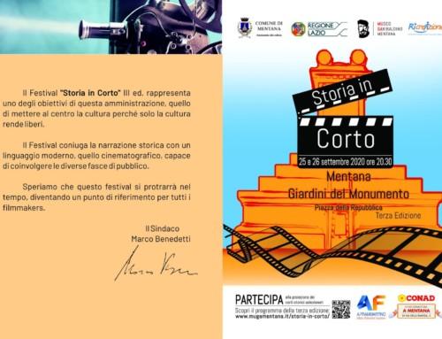 """Festival """"Storia in Corto"""""""